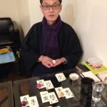 月に1回和魂カウンセラーのための練習会を兼ねて和魂交流会ってのを開催しています。今回は2回めです。