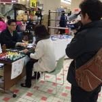 2015年3月7日金沢駅もてなしドーム和魂鑑定風景1
