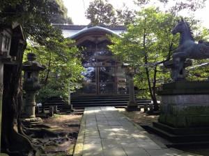 2015年3月14日11時の狭野神社
