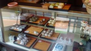 2015年6月14日禊カフェ和菓子中村屋