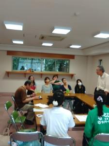 2015年5月30日越木岩神社宮司挨拶